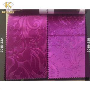 Vải nỉ nhung sofa màu hồng ngọt ngào và nổi bật