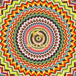 Vải họa tiết ảo ạnh  Illusion pattern
