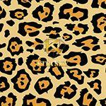 Vải họa tiết da báo đốm Cheetah pattern