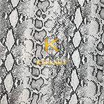 Vải họa tiết da trăn Snake pattern