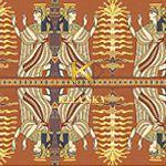 Vải hoa văn Figurative pattern
