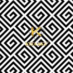 Vải họa tiết Fret pattern