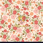 Vải họa tiết hoa floral pattern