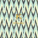 Vải họa tiết ikat pattern