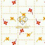 Vải họa tiết Neats pattern