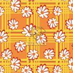 Vải họa tiết kẻ sọc hoa văn Patterned Ground Pattern