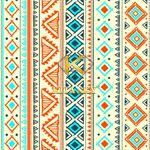 Vải hoa văn bộ lạc tribal pattern