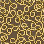Vải họa tiết Vermicular pattern