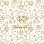 Vải họa tiết Vintage pattern