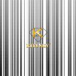 Vải hoa văn mã vạch Barcode pattern