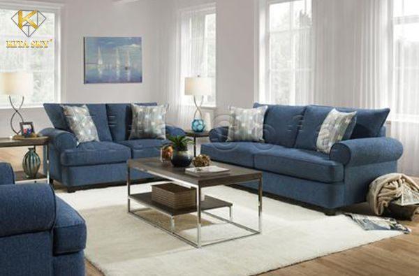 Đóng sofa cao cấp cho khách sạn, resort, homestay