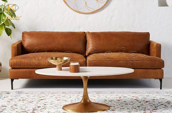 Đóng sofa da bò, sofa da công nghiệp, sofa giả da simili là dịch vụ chủ chốt của công ty Kita