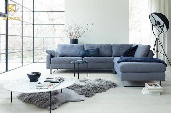 Kita chuyên đóng sofa phòng khách, sofa cho căn hộ với nhiều kiểu dáng, chất liệu và màu sắc để khách hàng lựa chọn