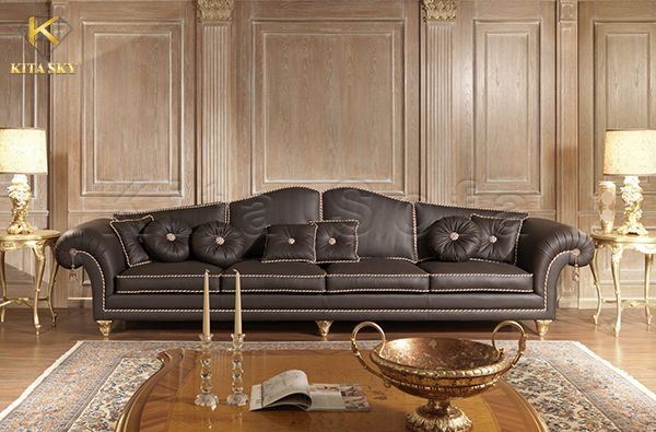 Đóng bàn ghế cổ điển, tân cổ điển sang trọng và sắc nét
