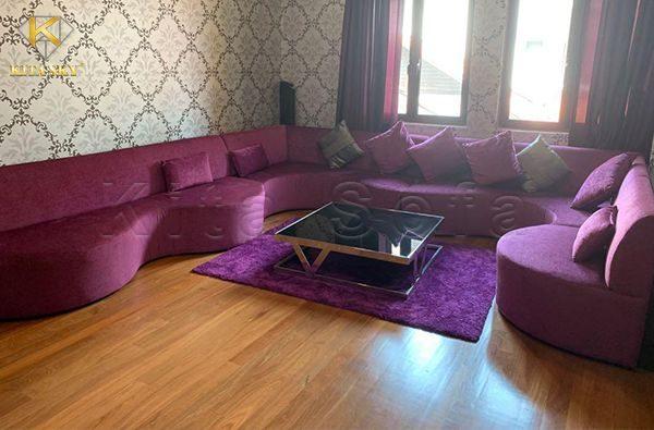 Xưởng đóng sofa karaoke chuẩn đẹp với nhiều form dáng độc đáo, bắt mắt mang đến nhiều lựa chọn hoàn hảo cho khách hàng.