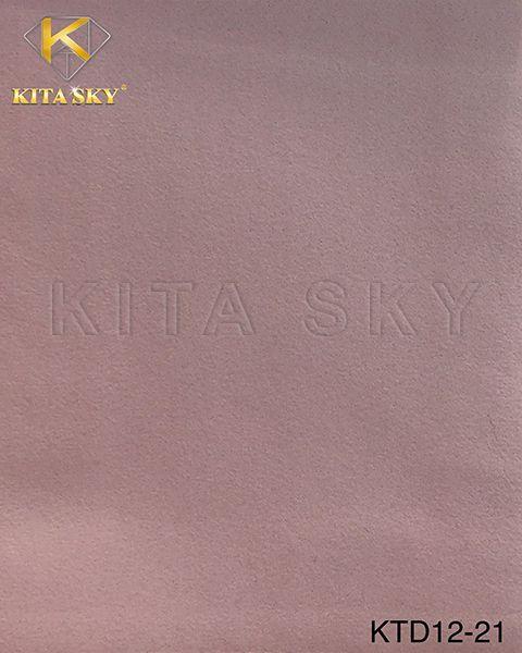 Kita Sky bán vải PU giả da tông màu Pastel cực ngọt