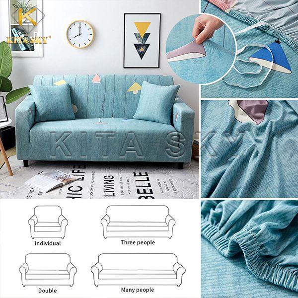 Tấm bọc sofa bằng vải