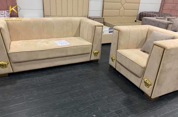Sofa vải thương hiệu